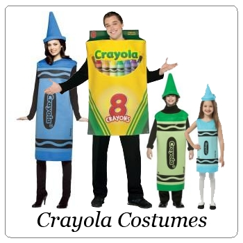 Crayola Group Costumes
