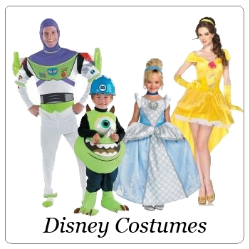 Disney Group Costumes