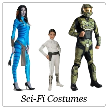 Sci-Fi Group Costumes